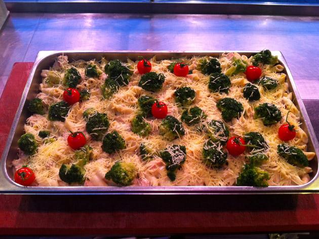 Penne-Kalkoen-Broccolisaus